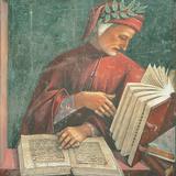 Dante Alighieri Giclee Print by Luca Signorelli