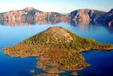 Crater Lake II Photographic Print by Douglas Taylor