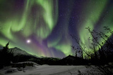 Aurora Borealis VIII Photographic Print by Larry Malvin