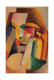 Head Giclee Print by Enrico Prampolini