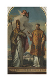 Saints Hermagoras and Fortunatus of Aquileia Giclee Print by Giambattista Tiepolo