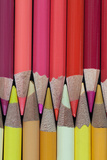 Colored Pencils IV Photographic Print by Kathy Mahan