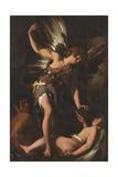 Love Winner Giclée-tryk af Giovanni Baglione