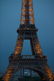 Eiffel Tower at Night III Photographic Print by Erin Berzel