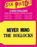Sex Pistols - Never Mind Card Holder Novelty