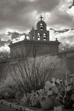 Mission San Xavier III Photographic Print by George Johnson