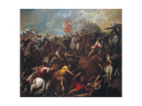 The Victory of the Carnutesi (Celts) Giclee Print by Alessandro Varotari