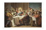 Last Supper Giclee Print by Nicola Grassi
