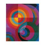 Circles Giclee Print by Johannes Itten