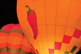 Glowing Balloons II Photographic Print by Kathy Mahan