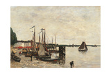 Anvers Giclee Print by Eugène Boudin
