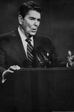 President Ronald Reagan 1984 Archival Photo Poster Photo