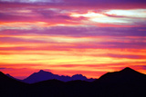 Lingering Color Fotografie-Druck von Douglas Taylor