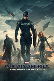 Captain America - Winter Soldier Poster
