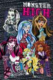 Monster High - Barbed Prints