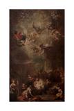 Nativity of Mary Giclee Print by Andrea Celesti