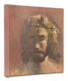 Prince of Peace Stretched Canvas Print by Thomas Kinkade