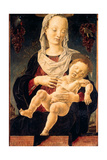 Madonna with the Sleeping Child (Madonna of the Zodiac) Giclee Print by Cosmè Tura