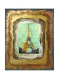 Eiffel Tower III Giclee Print by Andrew Sullivan