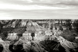 Grand Canyon Dawn I BW Photographic Print by Douglas Taylor