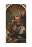 Virgin and Child Giclee Print by Pietro Antonio Novelli