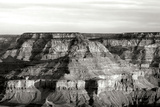 Grand Canyon Dawn III BW Photographic Print by Douglas Taylor