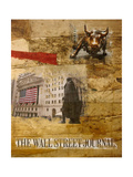 Wall Street I Giclee Print by Andrew Sullivan