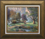 Walk of Faith Prints by Thomas Kinkade