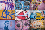 Graffiti IV Photographic Print by Kathy Mahan