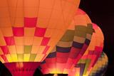 Glowing Balloons I Photographic Print by Kathy Mahan