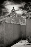 Mission San Xavier I Photographic Print by George Johnson