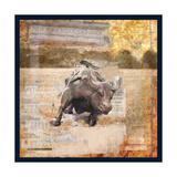 Taurus of Wall Street Kunst von Andrew Sullivan