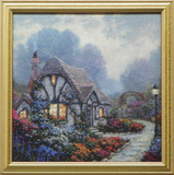 Chandler's Cottage Prints by Thomas Kinkade