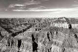 Grand Canyon Dawn II BW Photographic Print by Douglas Taylor