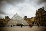 The Louvre I Photographic Print by Erin Berzel