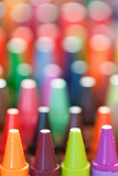 Endless Crayons I Photographic Print by Kathy Mahan