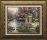Garden of Prayer Posters by Thomas Kinkade