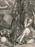 Melencolia I-Melancholia I Giclee Print by Albrecht Dürer