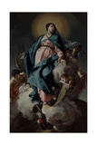 Immaculate Conception Giclee Print by Gian Domenico Cignaroli