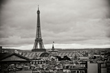 Paris BW II Photographic Print by Erin Berzel