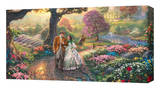 Gone With the Wind Stretched Canvas Print by Thomas Kinkade