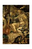 Samson's Stories, Dalilah's Treason Giclee Print