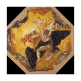 The Abduction of Ganymede Giclee Print by Lelio Orsi