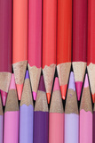 Colored Pencils V Photographic Print by Kathy Mahan