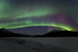 Aurora Borealis III Photographic Print by Larry Malvin