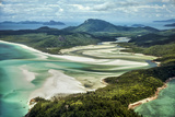 Whitsunday Island I Photographic Print by Larry Malvin