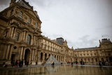 The Louvre II Photographic Print by Erin Berzel