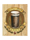 Crafted Beer Premium Giclee Print by Gregory Gorham