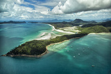 Whitsunday Island II Photographic Print by Larry Malvin