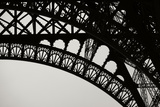 Eiffel Tower Latticework III Photographic Print by Erin Berzel